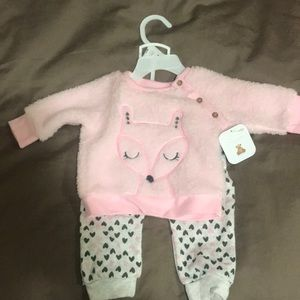 Other - Baby girl matching set- brand new